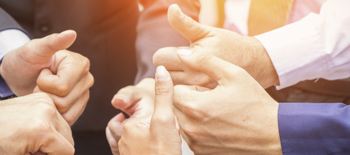 Actively promoting the upside – Why a positive workplace culture is vital